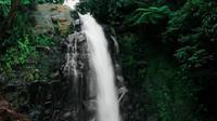 Air terjun Batang Kuran di Palembayan Agam.