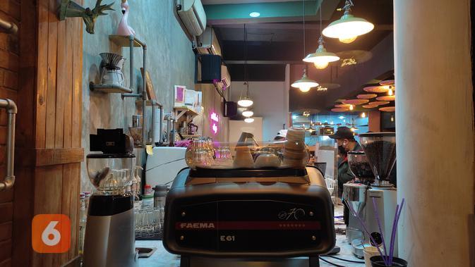 Hasil foto Redmi Note 10 untuk foto malam hari. (Liputan6.com/ Agustin Setyo W)