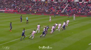 Berita video gol-gol Christian Eriksen laga kemenangan Tottenham Hotspur atas Stoke City dalam lanjutan Premier League 2017-2018. This video presented by BallBall.