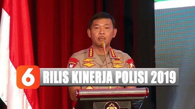 Tahun 2019 menjadi tahun terberat bagi kepolisian Indonesia.