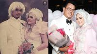 Momen Uya Kuya dan Istri Rayakan Hari Jadi Pernikahan. (Sumber: Instagram/astridkuya dan YouTube/Cinta)