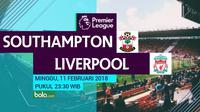 Premier League_Southampton Vs Liverpool (Bola.com/Adreanus Titus)