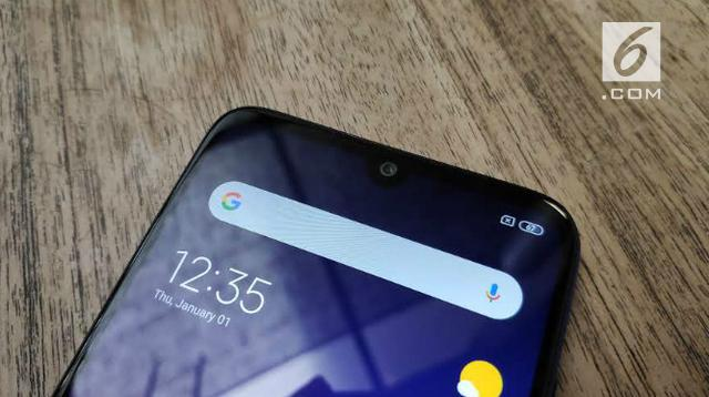 Redmi Note 7. Liputan6.com/Agustinus Mario Damar
