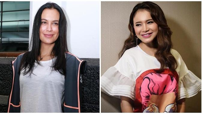 Sophia Latjuba-Rossa. (Adrian Putra/Bintang.com Instagram/itsrossa)