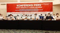 Sikap Serikat Bersama PT Garuda Indonesia soal kondisi Garuda Indonesia (Dok: Pramita)