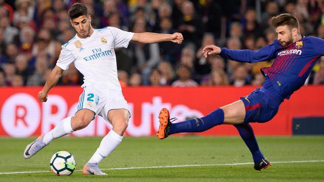 Barcelona Ditahan Real Madrid