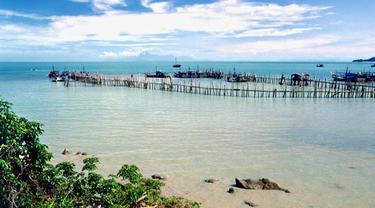 Batu Ferringhi Beach Destinasi Wisata Ke Malaysia