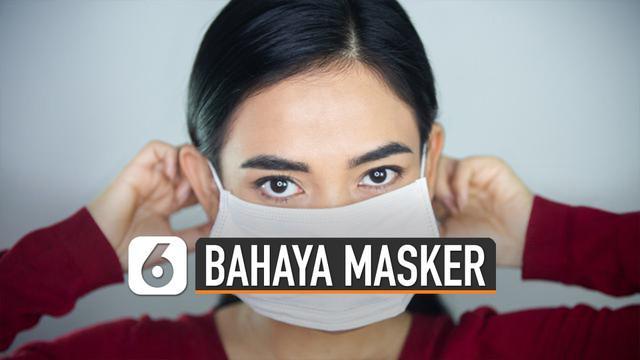 Masker biasanya digunakan untuk melindungi pernapasan dari asap kendaraan bermotor dan lain-lain. Disaat pandemi seperti ini, masker wajib digunakan ketika akan beraktivitas di luar rumah. Ternyata menggunakan masker terlalu lama juga tidak baik untu...