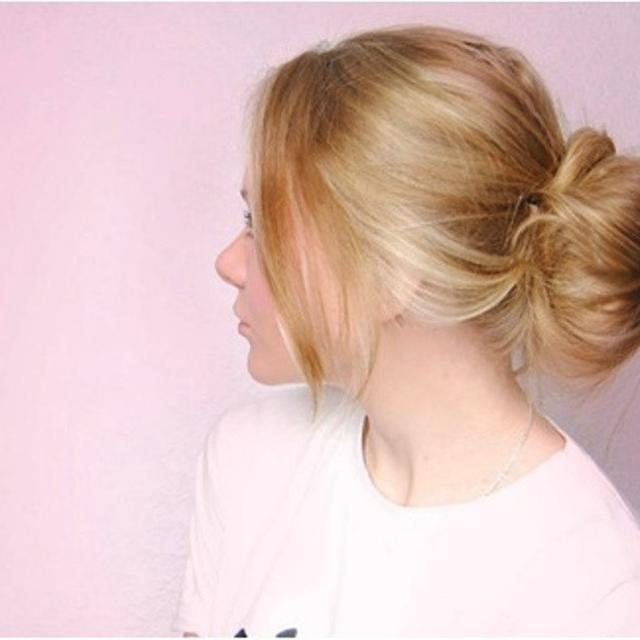 Cara Mengikat Rambut Simpel Tapi Cantik Mudah Dipraktikkan Di Rumah