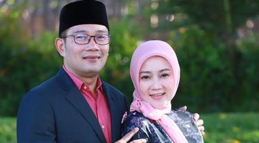 Ridwan Kamil dan Keluarga