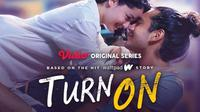 Web Series Turn On (Foto: Ist)