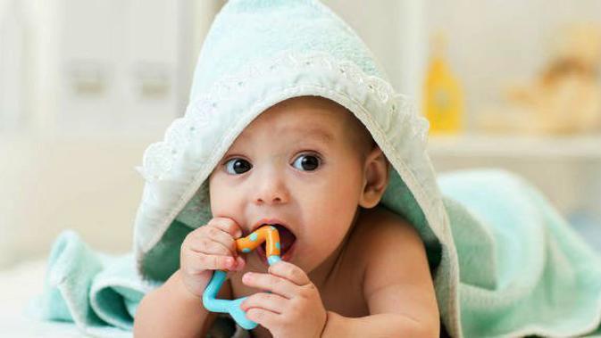Agar Gigi Tumbuh Dengan Baik Stimulasi Dengan Ini Parenting