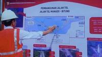 Ruas tol Manado-Danowudu adalah jalan tol pertama di Provinsi Sulut yang merupakan bagian dari jalan tol Manado-Bitung.