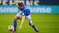 Pemain Schalke 04 Julian Draxler Diincar Juventus (SASCHA SCHUERMANN / AFP)
