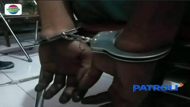 Pelaku pencabulan gadis di bawah umur ditangkap Polres Brebes saat sedang mudik ke Brebes, Jawa Tengah.