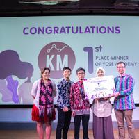Program YCSE Academy 2.0 mengumumkan pemenang pelaku usaha muda. (Foto: Campaign.com)