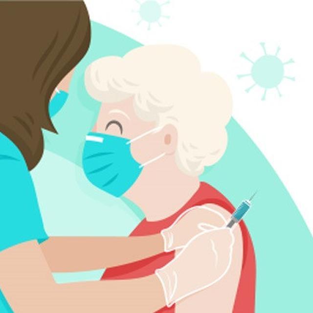 Infografis Cakupan Vaksinasi Covid-19 Lansia di Indonesia Masih Rendah - News Liputan6.com