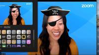 Zoom telah menambahkan fitur tambahan yang menarik seperti mengubah pencahayaan menjadi terang, menambahkan fitur pada video, dan mengatur kehalusan wajah pada video Zoom.