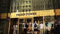 Trump Tower di Manhattan, New York. (AFP)