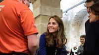 Kate Middleton gunakan anting milik Putri Diana dalam peluncuran lembaga amal. (dok. instagram.com/kensingtonroyal/https://www.instagram.com/p/B4kkDEAFwIk/Novi Thedora)