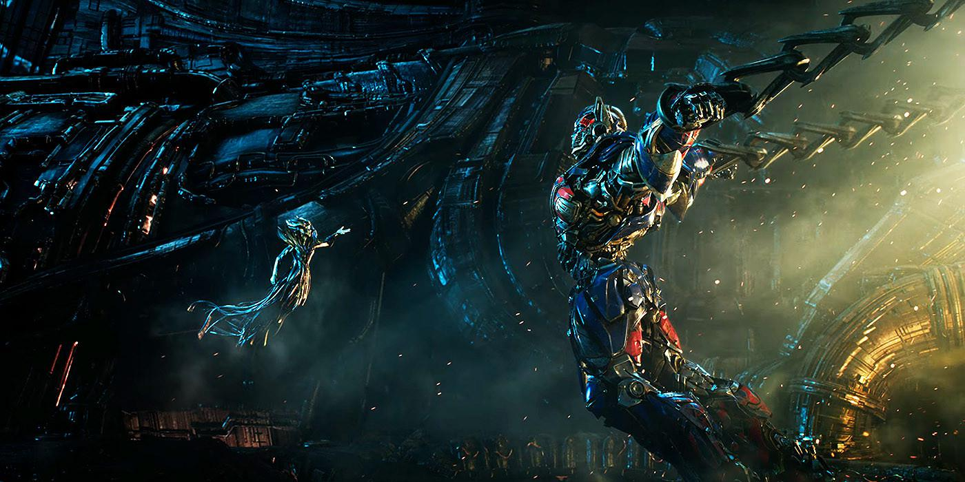 Transformers: The Last Knight. (Paramount Pictures)