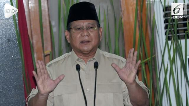Prabowo Subianto akhirnya angkat suara soal kontroversi pidatonya yang menyebut tampang Boyolali.