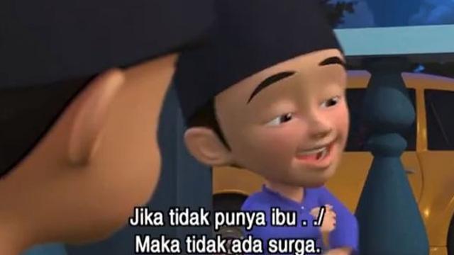 Bikin Sedih Upin & Ipin, Fizi Ternyata Punya Cita-Cita yang Mulia - Bola  Liputan6.com