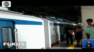 Kereta bandara atau Railink menjadi alternatif bagi masyarakat yang akan menuju Bandara Soekarno Hatta.