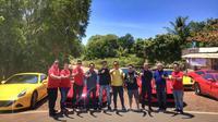 Komunitas Supercar di Indonesia Bertambah Lagi (foto: Ferrari)