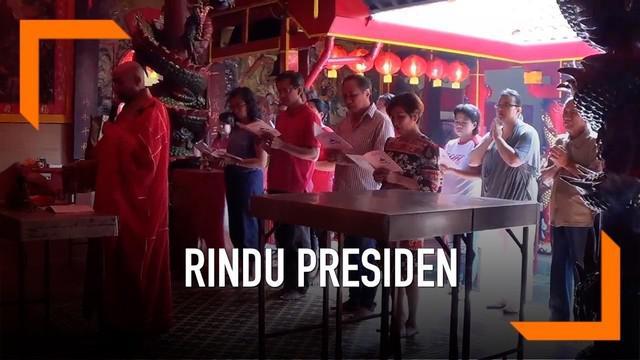 Selama menjadi presiden, Joko Widodo belum pernah menghadiri perayaan Imlek nasional. Majelis Tinggi Agama Khonghucu Indonesia (MATAKIN) berharap di tahun ini, Presiden Jokowi akan hadir memenuhi undangan.