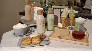 Tea Latte Terkenal di Jepang Kini Hadir di Jakarta