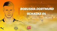 Borussia Dortmund Vs Schalke 04.