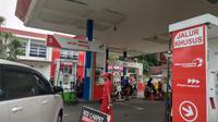 Kementerian ESDM telah resmi memperluas penerapan kewajiban pencampuran Biodiesel 20 persen (B20) untuk Public Service Obligation (PSO) ataupun non-PSO, sejak 1 September 2018. (Maul/Liputan6.com)
