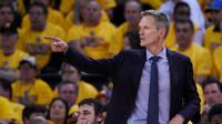 Pelatih Golden State Warriors Steve Kerr (Reuters / Kyle Terada)