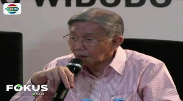 Mantan Menteri Koordinator Ekonomi Kwiek Kian Gie membantah telah bergabung dengan kubu Prabowo Subianto-Sandiaga Uno dalam Pilpres 2019 mendatang.