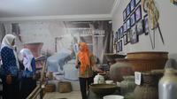 "Museum Naladipa, Museum Desa Dermaji yang juga berencana menyediaka spot khusus budaya Sunda, ""Sunda Corner"". (Foto: Liputan6.com/Muhamad Ridlo)"