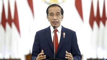 Jokowi: Kemampuan Antarnegara Atasi COVID-19 Sangat Timpang