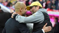 Pep Guardiola (AFP/Lukas Barth)