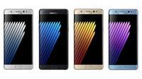 Samsung Galaxy Note 7 dalam berbagai varian warna (Sumber: Phone Arena)