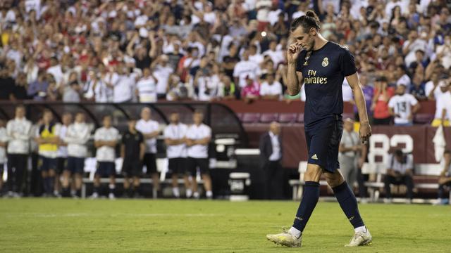 Real Madrid Menang Adu Penalti Atas Arsenal di ICC 2019