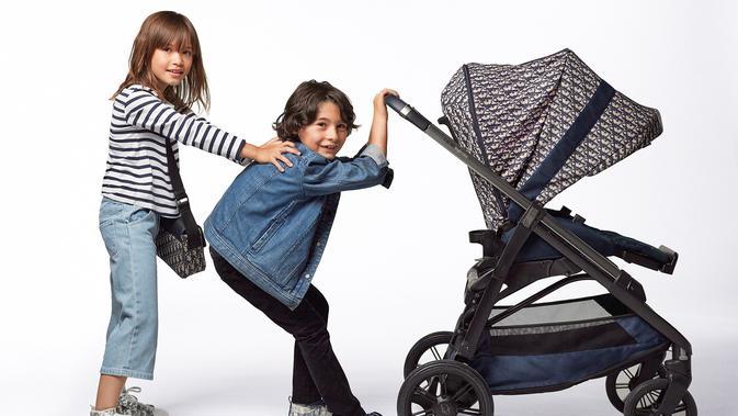 Bersiaplah, Baby Dior Luncurkan Stroller Terkini dengan ...