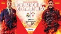 Real Madrid vs Celta de Vigo (Liputan6.com/Abdillah)