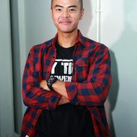 Foto profil Dion Wiyoko (Deki Prayoga/bintang.com)
