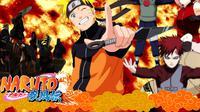 Anime Naruto Shippuden episode 374 menyuguhkan kekuatan baru anggota asli tim 7.