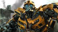 Salah satu karakter di waralaba film Transformers, Bumblebee. (Screen Rant)