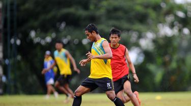 Pemain muda Arema FC, Nasir.