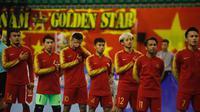 Timnas Futsal Indonesia gagal menjuarai Piala AFF Futsal 2019 setelah dibantai Thailand dengan skor 5-0 pada final yang digelar di Phu Tho Indoor Stadium, Ho Chi Minh City, Vietnam, Minggu (27/10/2019). (dok. Federasi Futsal Indonesia)