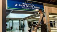 Bandara I Gusti Ngurah Rai Bali. (dok. Biro Humas dan Komunikasi Publik Kemenparekraf/Dinny Mutiah)