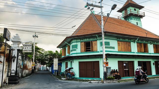 Kmapung Batik Laweyan