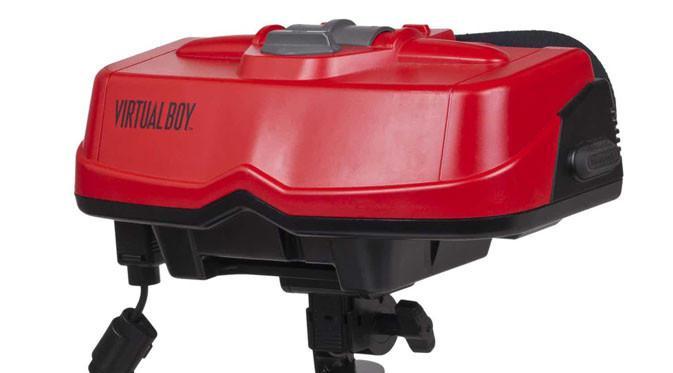 Sebelum ada PlayStation VR, Nintendo sudah terlebih dahulu meluncurkan Virtual Boy pada bulan Juni 1995. (Doc: Looper)